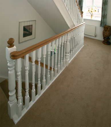 Traditional Products A Range Of Stair Parts Newel Posts