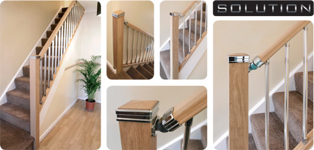 Traditional Wooden Solution Range